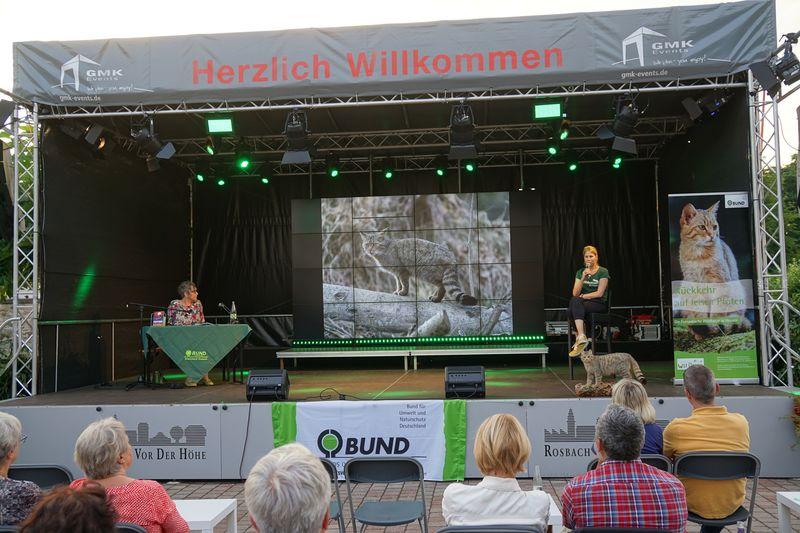BUND-Wildkatzenabend in Rosbach